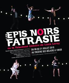 """""""EPIS NOIRS (LES) - FATRASIE OU LA FABULEUSE HISTOIRE DE LOUIS LEROY"""", de Pierre Lericq"""