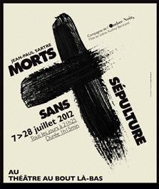 """""""Morts sans sépulture"""", de Jean-Paul Sartre"""