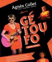 """""""Agnès Collet dans Gétoufo"""", à la Maison IV de chiffres"""