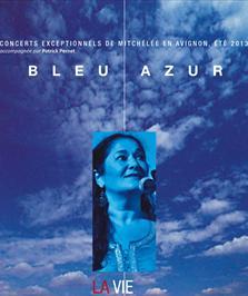"""Bleu Azur"", par Mitchélée"