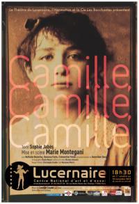 """""""Camille, Camille, Camille."""", de Sophie Jabès"""