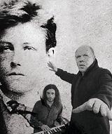 """""""Une saison en enfer"""", d'Arthur Rimbaud et Léo Ferré"""