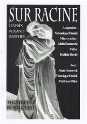 """""""Sur Racine"""", d'après Roland Barthes"""