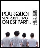 """""""Pourquoi mes frères et moi on est parti..."""", de Hédi Tillette de Clermont-Tonnerre"""