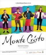"""""""Monte Cristo"""", de Pierre Richards et la Cie du Chien qui Tousse"""