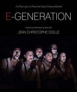 """""""E-génération"""", de Jean-Christophe Dollé"""