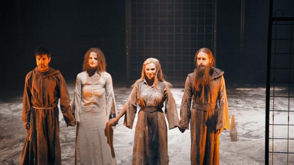 « Les hérétiques » un spectacle sur les sorcières et l'Inquisition...