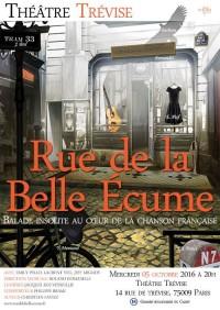 """Rue de la Belle Ecume"""