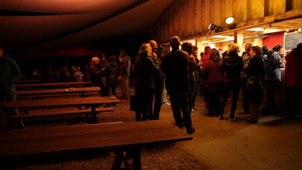 Un festival original dans un lieu pour le moins très original