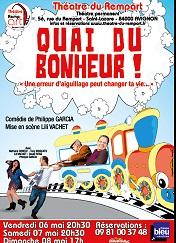 """Quai du bonheur"", de Philippe Garcia"