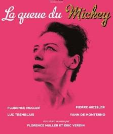 """""""QUEUE DU MICKEY (LA)"""", d'Eric Verdin et Florence Muller"""