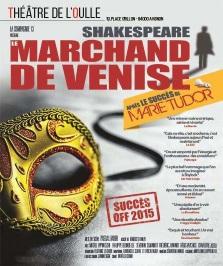 """""""Marchand de Venise (Le)"""", de Shakespeare"""