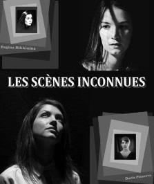 """""""Scènes inconnues (Les)"""", de Tchekhov, Pouchkine, Strindberg"""