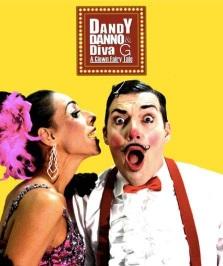 """""""A Clown Fairytale"""", de et avec Dandy Danno & Diva G"""
