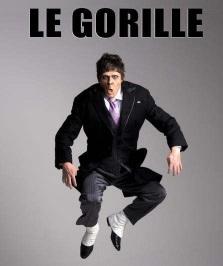 """Gorille (Le)"", de Kafka, Jodorowsky"