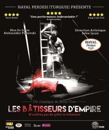 """""""Bâtisseurs d'Empire (Les)"""", de Boris Vian"""