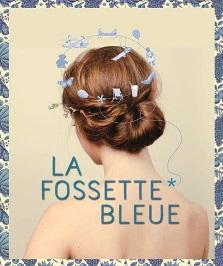 """""""Fossette bleue (La)"""", de Raphaële Moussafir"""
