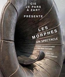 """Morphes (Les)"", d'Alain Damasio"