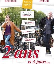 """""""Deux ans et trois jours..."""", d'Isabelle Rougerie, Arnaud Romain, Fabrice Blind"""