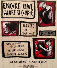 """""""Encore une heure si courte"""", de Claire Heggen"""