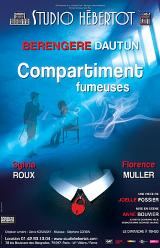 """""""Compartiment fumeuses"""", de Joëlle Fossier"""