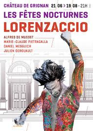 """""""LORENZACCIO"""", d'après Alfred de Musset"""