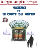 """""""Maxence ou le conte du Métro"""", de et avec Elfriede DUBORT"""