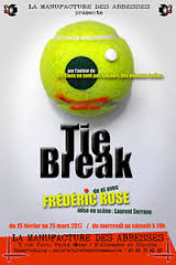 """Tie-break"" de Frédéric Rose"