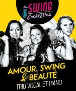 """""""Amour, Swing et Beauté"""", de Swing Cockt'Elles"""