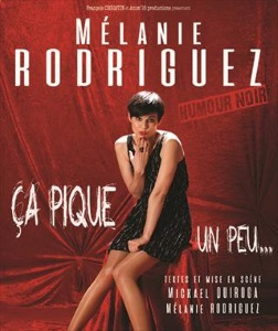"""""""Ça pique, un peu..."""", de Mélanie Rodriguez, Mickael Quiroga"""