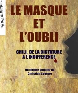 """""""Masque et l'oubli (Le)"""", de Christian Couture"""