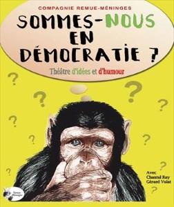 """""""Sommes-nous en démocratie ?"""", de Gérard Volat"""