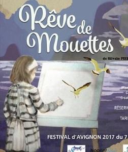 """Rêve de mouettes"", de Sylvain Pieplu"