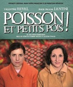 """""""Poisson et petits pois !"""", d'Ana-Maria Bamberger"""