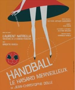 """Handball, le hasard merveilleux"", de Jean-Christophe Dollé"