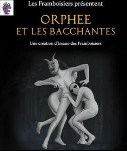 """""""Orphée et les bacchantes"""", d'Imago des Framboisiers"""