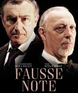 """""""Fausse Note"""", de Didier Caron"""