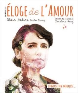 """""""Éloge de l'amour"""", d'Alain Badiou, Nicolas Truong"""