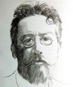 """Tchekhov"", de Martin Maréchal"
