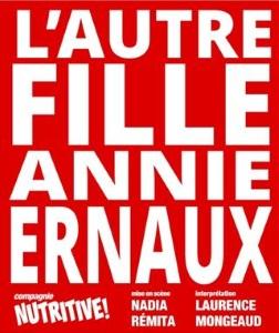 """""""Autre fille (L')"""", d'Annie Ernaux"""