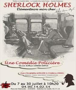 """""""Sherlock Holmes Elémentaire mon cher...!"""", d'Arthur Conan Doyle"""