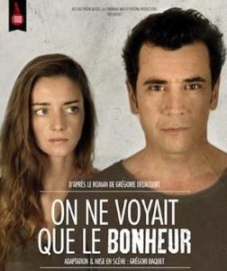 """""""On ne voyait que le bonheur"""", de Grégoire Delacourt, Grégori Baquet"""