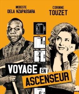"""""""Voyage en ascenseur"""", de Sophie Forte"""
