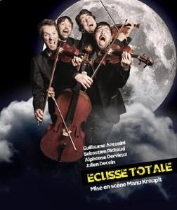 """""""Eclisse totale"""", du Quatuor Léonis"""
