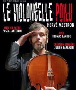 """""""Violoncelle poilu (Le)"""", d'Hervé Mestron"""