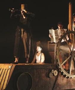 """""""Odyssée... à vapeur ! (L')"""", d'à peu près Homère"""