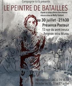 """""""Peintre des batailles (Le)"""", d'Arturo Pérez-Reverte"""