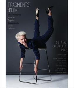 """Fragments d'elle"", de et avec Jeanne Feydel"