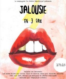 """""""Jalousie en 3 fax"""", d'Esther Vilar"""