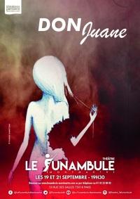 """""""Don Juane"""", d'après Molière"""